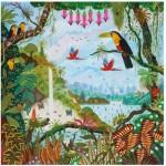 Puzzle en Bois - Alain Thomas: Jardin d'Eden