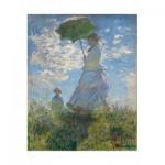Puzzle en Bois - Claude Monet : La Femme à l'Ombrelle, 1875