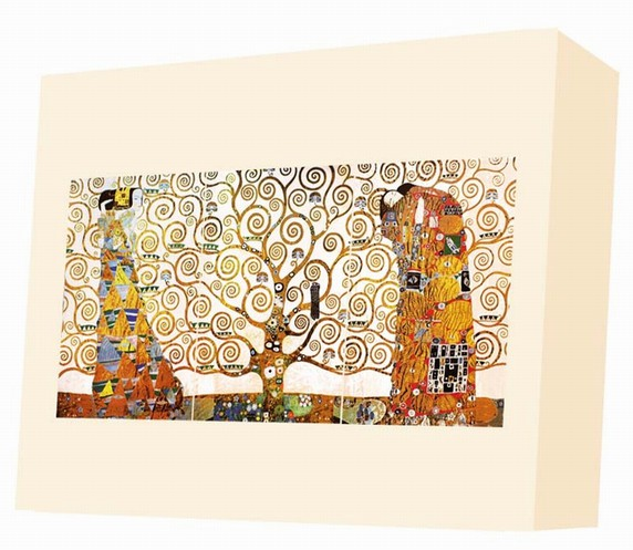 puzzle en bois klimt gustav l 39 arbre de vie puzzle michele wilson a356 5000 5000 pi ces. Black Bedroom Furniture Sets. Home Design Ideas