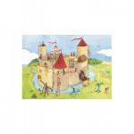 Puzzle  Puzzle-Michele-Wilson-W145-24 Emilie Vanvolsem : Le Château Fort