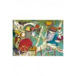 Puzzle  Puzzle-Michele-Wilson-W158-50 Lebot : La Lecture