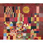 Puzzle  Puzzle-Michele-Wilson-W203-24 Klee : Chateau et soleil