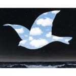 Puzzle-Michele-Wilson-W555-24 Puzzle en Bois - Magritte : L'Oiseau du Ciel