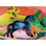 Puzzle  Puzzle-Michele-Wilson-W60-12 Marc : Cheval bleu
