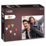 PP-Photo-1500 Puzzle Photo Personnalisé 1500 pièces - Carré