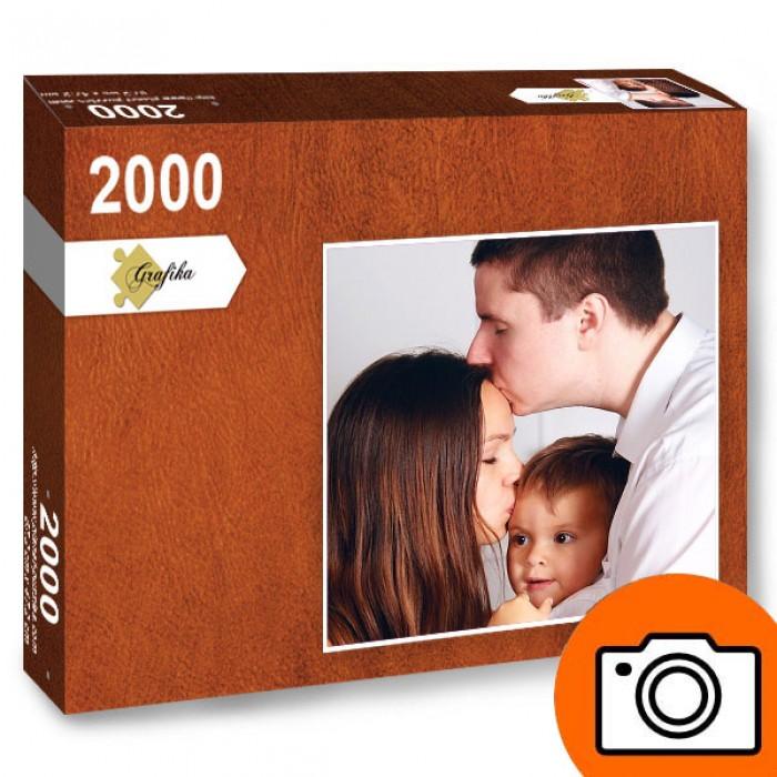 Puzzle Photo Personnalisé 2000 pièces