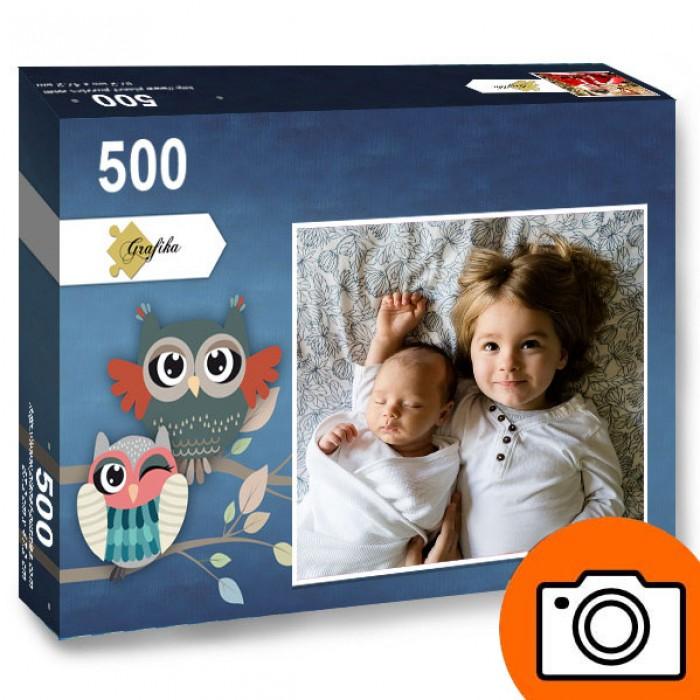 Puzzle Photo Personnalisé 500 pièces