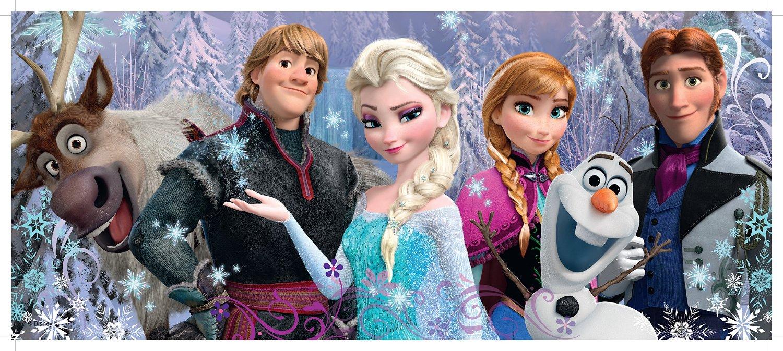 Puzzle la reine des neiges ravensburger 12801 200 pi ces - Veilleuse la reine des neiges ...