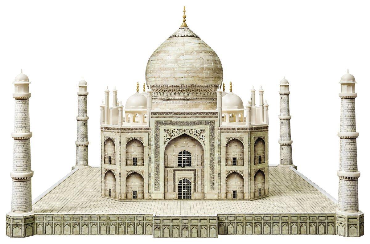 Taj Mahal 3d Image: Taj-Mahal Ravensburger-12564 216 Pièces