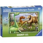 Ravensburger-05394 Puzzle Géant de Sol - The Good Dinosaur