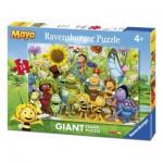 Ravensburger-05463 Puzzle Géant de Sol - Maya l'Abeille