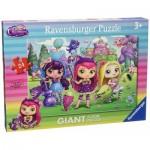 Ravensburger-05493 Puzzle Géant de Sol - Little Charmers