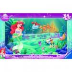 Ravensburger-06031 Puzzle cadre - Le monde d'Ariel