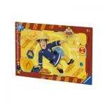 Ravensburger-06125 Puzzle Cadre - Pat'Patrouille