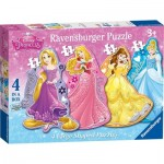 Puzzle  Ravensburger-07398 Pièces XXL - Disney Princess
