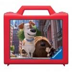 Ravensburger-07422 Puzzle Cubes - Secret Life of Pets