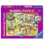 Puzzle  Ravensburger-07513 Centre Equestre
