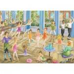 Puzzle  Ravensburger-08779 Leçon de Danse