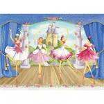 Puzzle  Ravensburger-09569 Gala de danse