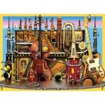 Puzzle  Ravensburger-10524 Pièces XXL - Château de Musique