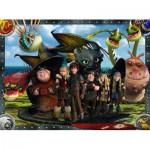 Puzzle  Ravensburger-10549 Dragons