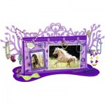 Ravensburger-12068 Puzzle 3D - Girly Girls Edition - Arbre à Bijoux : Chevaux