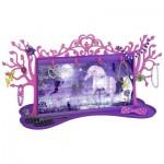 Ravensburger-12069 Puzzle 3D - Girly Girls Edition - Arbre à Bijoux : Licorne