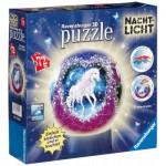 Ravensburger-12149 Puzzle Ball Veilleuse- Licorne