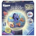 Ravensburger-12189 Puzzle 3D - Dorie