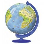 Ravensburger-12341 Puzzle Ball 3D - Mappemonde en Espagnol
