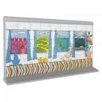 Ravensburger-12574 Puzzle 3D : L'art du Mur de Berlin No. 2