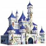 Ravensburger-12587 Puzzle 3D - Château de Disney