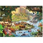 Puzzle  Ravensburger-13185 Les Animaux de l'Arche de Noë