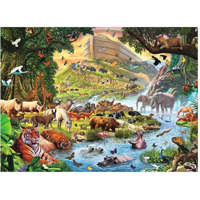 Les Animaux de l'Arche de Noë