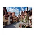 Puzzle  Ravensburger-13607 Rothenburg ob der Tauber