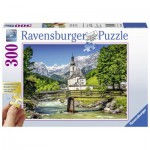 Puzzle  Ravensburger-13645 Pièces XXL - Ramsau, Bayern