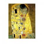 Puzzle  Ravensburger-14003 Gustav Klimt : Le Baiser