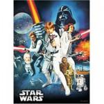 Puzzle  Ravensburger-14662 Star Wars