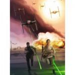 Puzzle  Ravensburger-14667 Star Wars : Le Côté Obscur du Pouvoir
