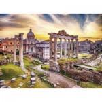 Puzzle  Ravensburger-14759 Rome au Crépuscule