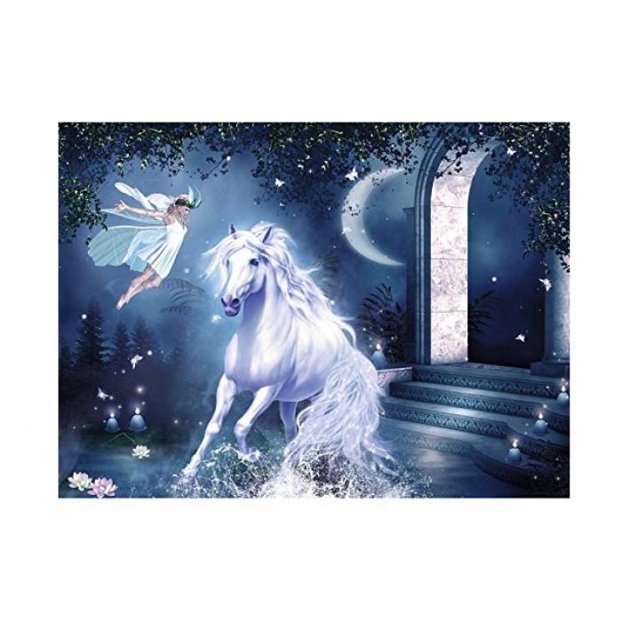 Puzzle Lumineux la Nuit - Nuit Mystique