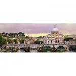Puzzle  Ravensburger-15063 Rome