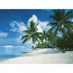 Puzzle  Ravensburger-15285 Océan Pacifique : Bora Bora