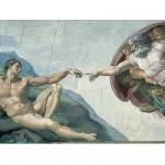 Puzzle  Ravensburger-15540 Michel Ange : La création d'Adam