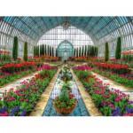 Puzzle  Ravensburger-16240 jardin Atrium