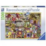 Puzzle  Ravensburger-16312 Colin Thompson: Etagère Artisanale