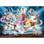 Puzzle  Ravensburger-16318 Livre Magique de Disney