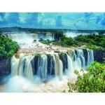 Puzzle  Ravensburger-16607 Chutes d'Iguazu, Brésil