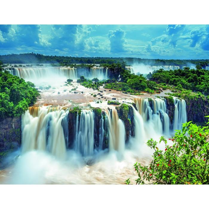 Chutes d'Iguazu, Brésil