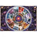 Puzzle  Ravensburger-17805 Signes du Zodiaque